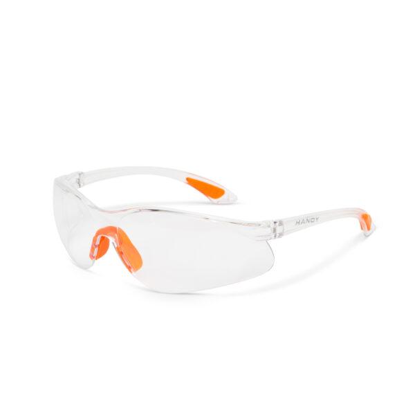 Veiligheidsbril transparant HANDY