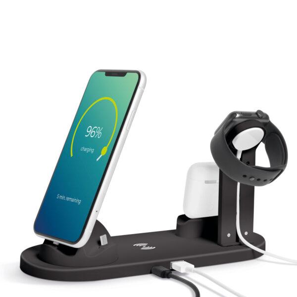 Bewello Oplaadstation voor Iphone en Iwatch
