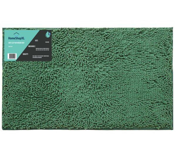 Antislip badmat 50x80 groen