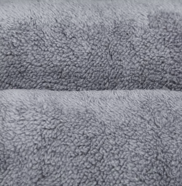 Hondenkussen/Kattenkussen Kattenmand/Hondenmand Zwart met grijs