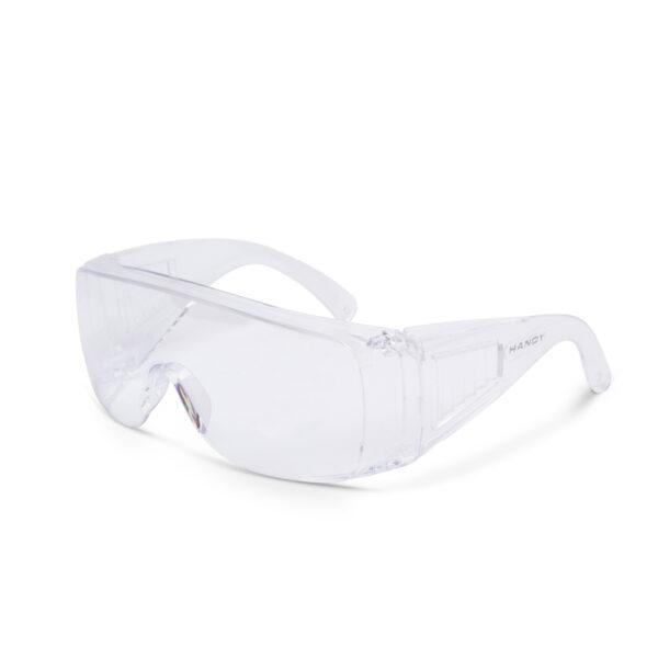 Overzet veiligheidsbril Transparant