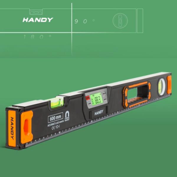 HANDY Digitale Magnetische waterpas 60CM