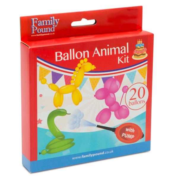 Ballondieren maken Set