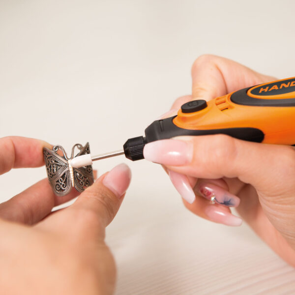 Handy Graveerpen USB oplaadbaar