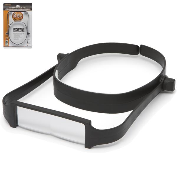 Hoofd vergrootglas hoofdband Handy