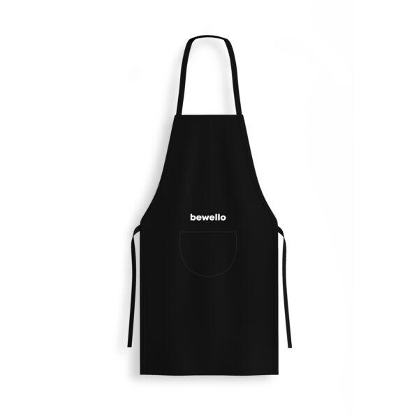Keukenschort Bewello Zwart