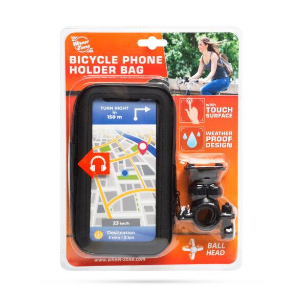 Telefoonhouder fiets Waterdicht voor op Stuur