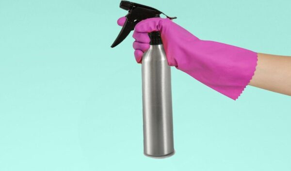 Sprayflacon Plantenspuit 300ML Zilver