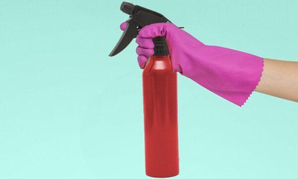Sprayflacon Plantenspuit 300ML Rood