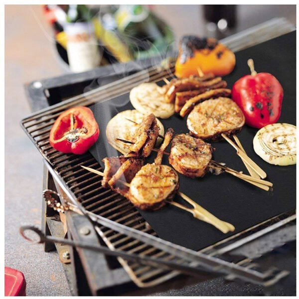BBQ Barbecue Grill Mat Grillmatten