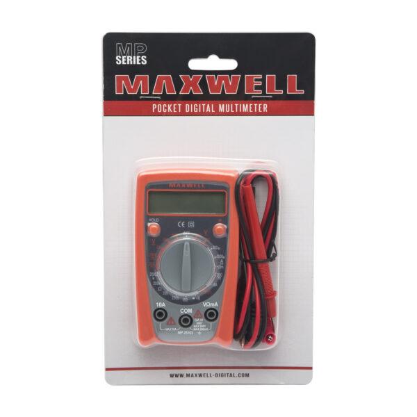 Digitale Multimeter met Gratis batterij