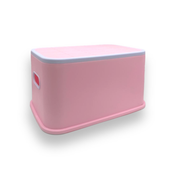 Opstapkrukje HSXL Roze Antislip voor kinderen
