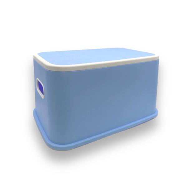 Opstapkrukje HSXL Blauw Antislip voor kinderen