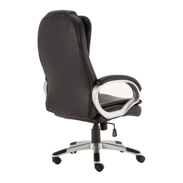 Luxe Ergonomische Bureaustoel Zwart