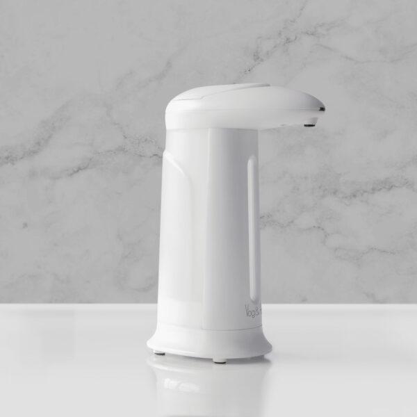 Automatische zeepdispenser met sensor Wit