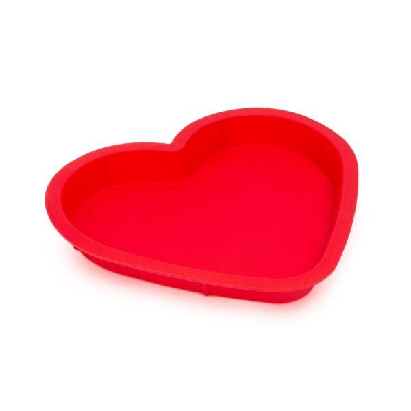 Hartvormige Siliconenmal Bakvorm Hart